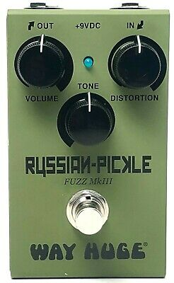 Used Way Huge Smalls Russian Pickle MkIII, Very Good Condition • 85.57£