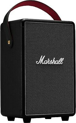 Marshall Tufton RECHARGEABLE Portable Bluetooth Speaker - Black • 219.43£