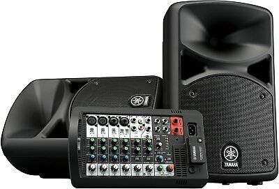 Yamaha STAGEPAS 400BT Portable PA System With Bluetooth *BRAND NEW* • 589.05£