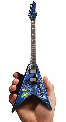 Axe Heaven Megadeth Dave Mustaine Rust In Peace Dean 1/4 Scale Guitar • 43.35£