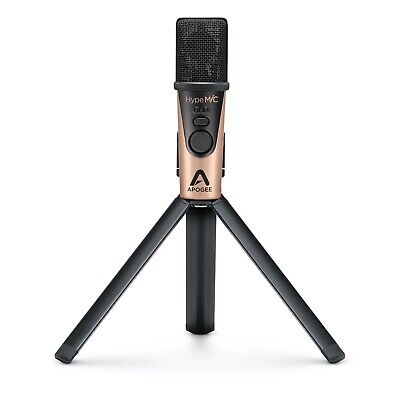 Apogee HypeMiC USB Cardioid Condenser Microphone With Analog Compressor • 255.28£