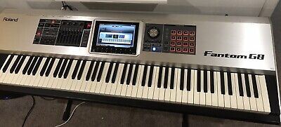 Roland Fantom G8 Digital Piano Workstation  • 950£