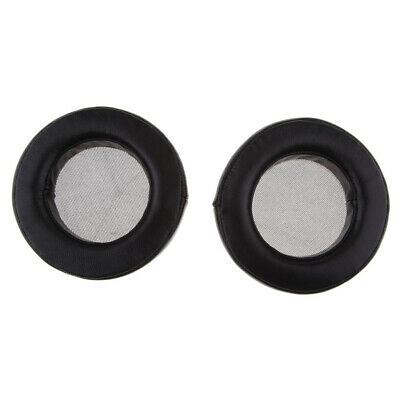 Earpads Cushions Tip Covers Replacement For AKG K601 K701 K702 Headset Black • 20.05£
