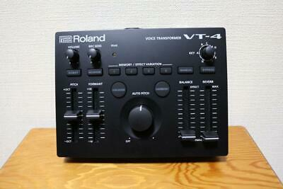 Transformers ROLAND Vocal Effector VT4 From Japan Ship By DHL No6 • 298.60£