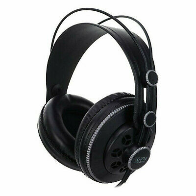 Professional Studio HeadPhones Over-Ear DJ Headset Superlux HD681B Monitor Audio • 21.99£