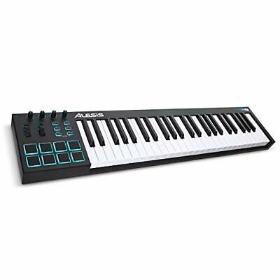 Alesis V49 - 49-Key USB MIDI Keyboard Controller With 8 Backlit Pads, 4 • 109.55£