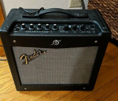 Fender Mustang I (V.2) Guitar Amplifier Speaker - Tested • 50.65£