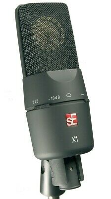 SE Electronics X1 S Microphone Reflection Filter Cable Studio Bundle  • 130£