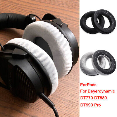 Ear Pads Earmuffs Earbuds Cover CushionFor Beyerdynamic DT770 DT880 DT990 Pro • 4.64£