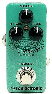Used TC Electronic Hypergravity Mini Compressor, Excellent Condition! • 56.81£