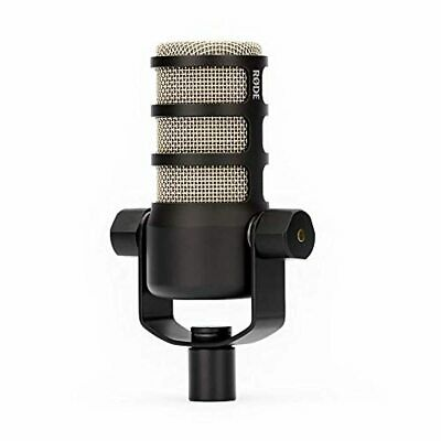 RØDE Microphones PodMic Dynamic Podcasting Microphone • 131.28£