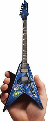 Axe Heaven Megadeth Dave Mustaine Rust In Peace Dean 1/4 Scale Guitar • 43.47£