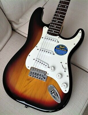 Fender Squier Affinity Stratocaster 2004 Indonesian Mint Condition