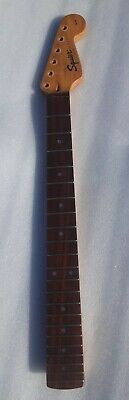 Fender Squier Stratocaster Neck 22 Frets  1997 Affinity Maple with Rosewood Used