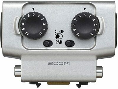 Zoom EXTERNAL XLR TRS INPUT EXH-6 for H5 H6 Q8 U-44 F4 New in Box JAPAN
