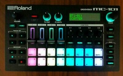 Roland  MC-101 GROOVEBOX AIRA / best condition Shipped from JAPAN