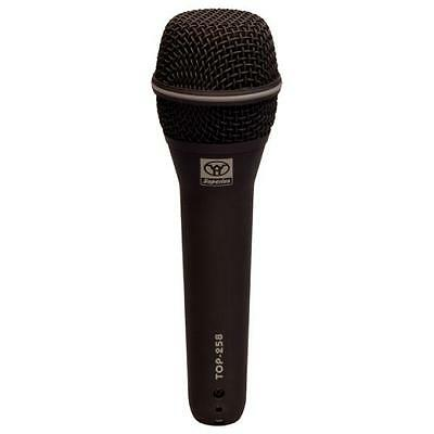 Superlux TOP-258 Professional Vocal Mic Series- Supercardioid Dynamic Microphone • 49.95£