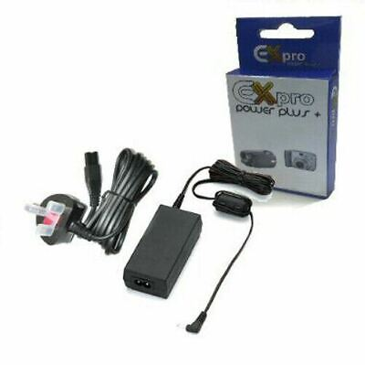 AC Mains Power Adapter AC-5VX For Fuji Camera Finepix F440 Zoom F450 Zoom F455 • 13.97£