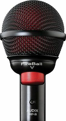 Audix FireBall-V FireBallV Cardioid Dynamic Microphone New • 96.78£