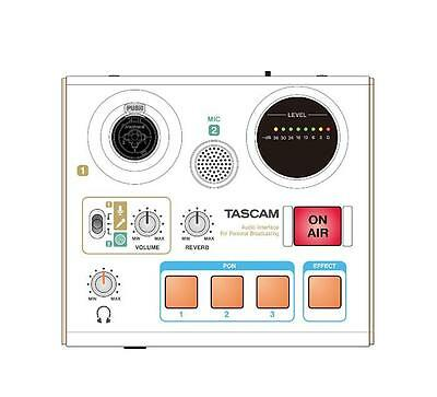 Tascam MiNiSTUDIO Personal US-32 Audio Interface For Online Broadcasts New • 99.57£