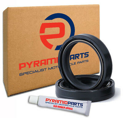 Pyramid Parts Fork Oil Seals For Malaguti 28mm Forks 28x38x7 Mm • 8.95£