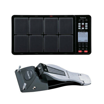 Roland OCTAPAD SPD-30-BK SPD-30 Black And FD-8 Hi-Hat Control Pedal Bundle New • 734.89£