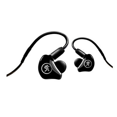 Mackie MP-240 Hybrid Dual Driver Professional In-Ear Monitors New • 159.62£