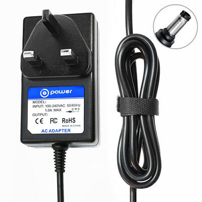 Adapter Charger For ROCKMAN Ace Metal Ace & Bass Ace 12 Volts Dunlop ECB05 12VDC • 18.99£