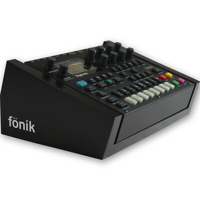 Elektron Digitakt / Digitone X1 Studio Stand In Black By Fonik Audio  • 89.99£