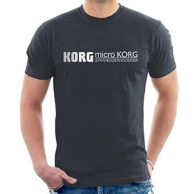 MICRO KORG T-SHIRT Synthesizer ALL SIZES S15 • 10.99£