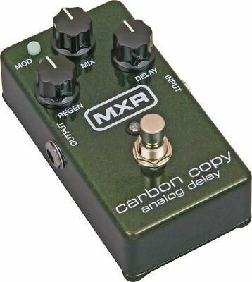 New - Mxr M169 Carbon Copy Analog Delay Delay Pedal • 115£