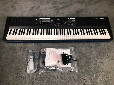 Kurzweil SP6 88-Key Fully Weighted Digital Stage Piano • 790.42£