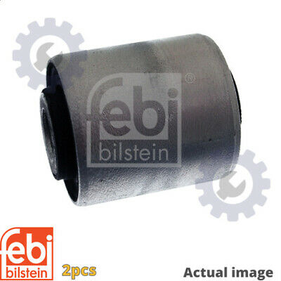 2x New Control Arm Trailing Arm Bushing Bush For Audi Vw Skoda Apc Alt Bdv Febi • 17.68£