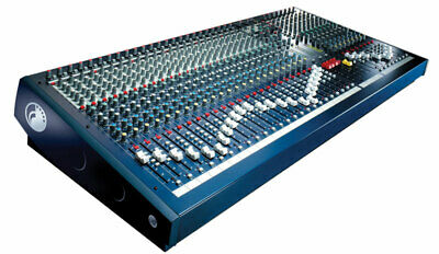 Soundcraft LX7ii 24-channel, 4-bus Live/Studio Mixer With 4-band EQ New • 1,127.88£