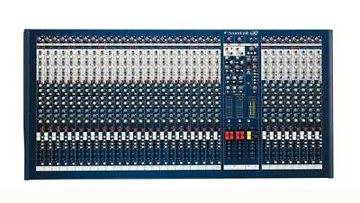 Soundcraft LX7ii 32 32-Channel Mixer New LX7II32 • 1,323.08£