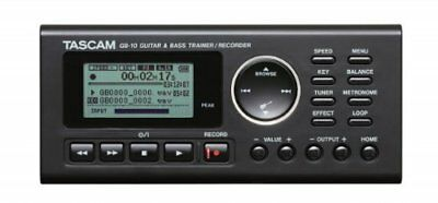 Tascam GB-10 Guitar Bass Trainer Recorder • 196.99£