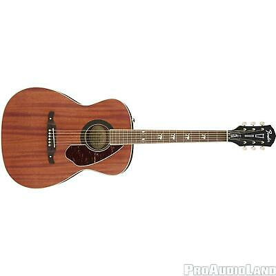 Fender Tim Armstrong Hellcat Concert Acoustic-Electric Guitar, Natural • 326.28£