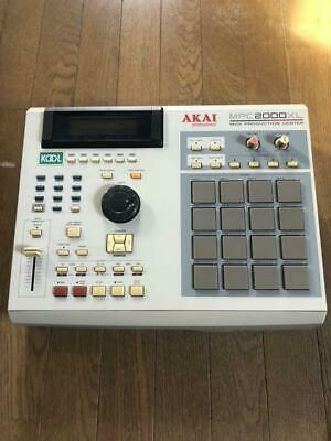AKAI MPC 2000 XL 2MB Standard 32 MB Expandable Accessory Power Cable Excellent + • 383.26£