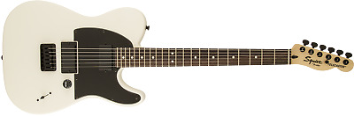 Fender Squier Jim Root Telecaster With Humbuckers In Flat White Finish • 407.86£