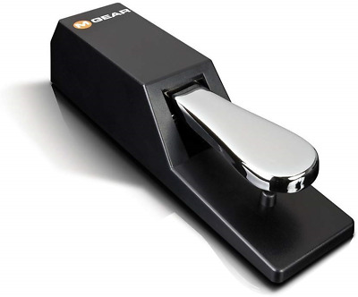 M-Audio SP-2 Universal Sustain Pedal With Piano Style Action For MIDI Keyboards, • 19.48£