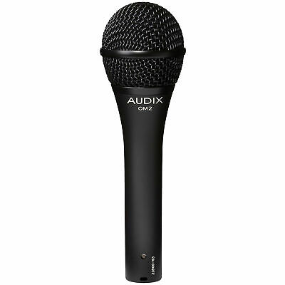 Audix OM2S Hypercardioid Vocal Mic With Switch • 92.44£