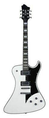 Hagstrom FANT-WHT Fantomen Electric Guitar. Gloss White • 769.79£