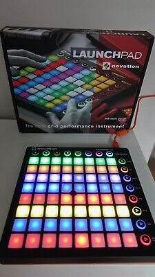 Novation Launchpad Mk2 Midi Controller In Mint Condition - Used Once • 51£