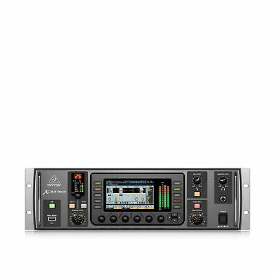 Behringer Mixer 40 Black Programmable Mic Preamps 40 Input Channel X32RACK New • 1,173.89£