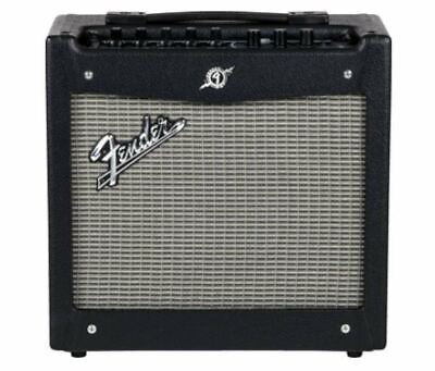 Fender Model Mustang I V.2 20W 1x8 Guitar Combo Amp Black With USB Connectivity • 112.30£