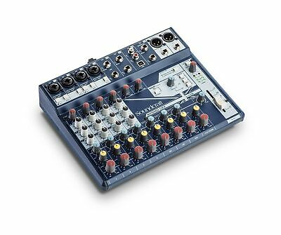 Soundcraft Notepad-12FX Small-format Analog Twelve-Channel Mixing Console • 161.32£