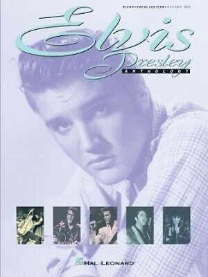 Elvis Presley Anthology - Volume 1 (Elvis Presley) Piano/Vocal/Guitar Artist So • 20.47£
