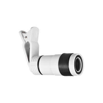 8X Zoom Optical Smartphone Telephoto Lens Portable Mobile Phone Telescope F6D4 • 7.14£