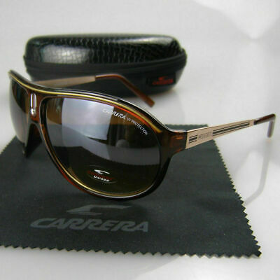 2020 Hot Carrera Men's Sunglasses Ruthenium Pilot Gradient Lens Eye Glasses UM14 • 8.99£