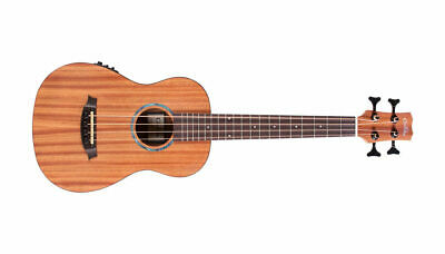 Cordoba Mini II Bass MH-E Travel Electro Acoustic Bass Guitar • 227.70£